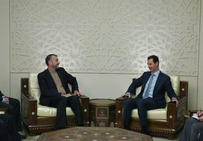 Iran Main Supporter of Syria in Six-Year-Long Crisis: President Assad