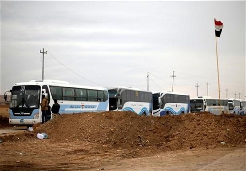 Musul Halkından Büyük Bir İnsan Dalgası Evlerine Dönüyor