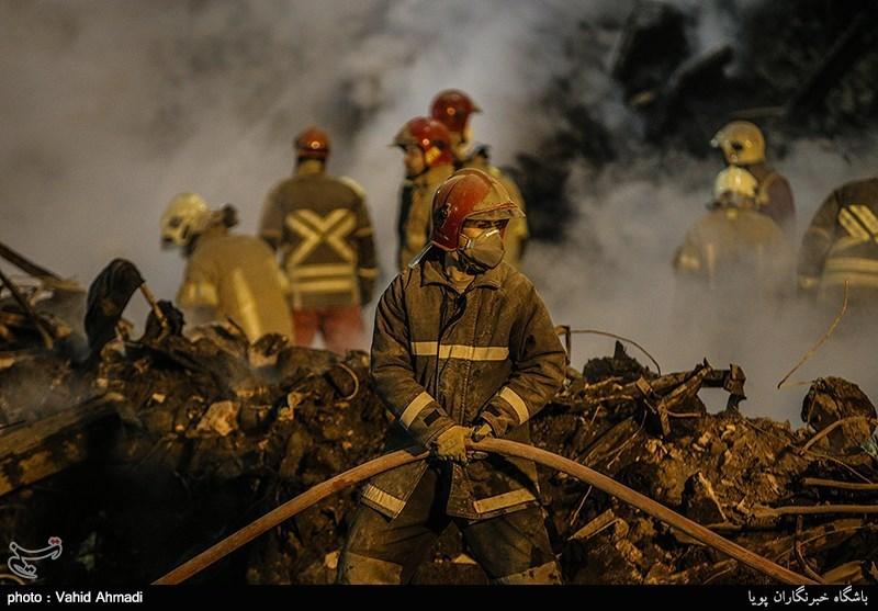 """سبب الحریق فی مبنى""""بلاسکو"""" هو ماس کهربائی .. ارتفاع القتلى الى 19"""