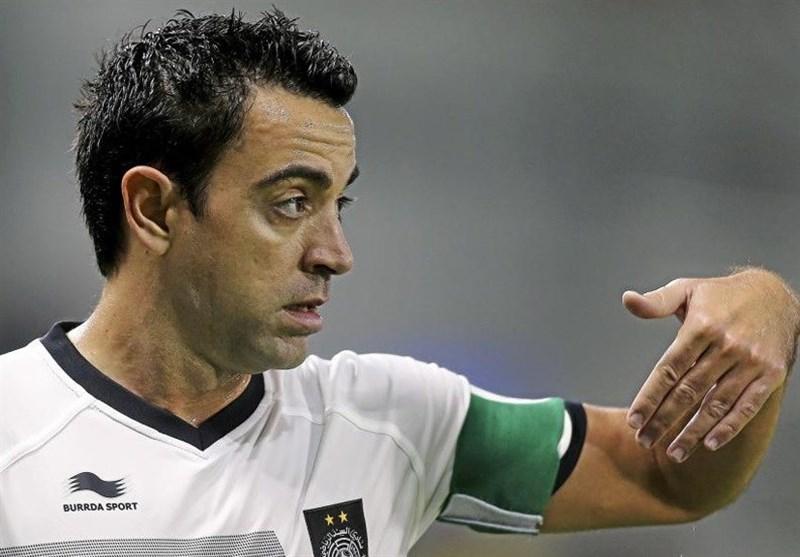 ژاوی: نبود آلوز در ترکیب بارسلونا کاملاً محسوس است/ اگر میتوانستم او را برمیگرداندم