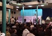مراسم یادبود مرحوم آیتالله هاشمی رفسنجانی برگزار شد + تصاویر