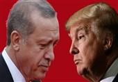 توافق ترامپ و اردوغان برای اقدام مشترک در الباب و رقه