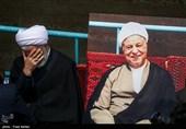 مراسم بزرگداشت آیت الله هاشمی رفسنجانی در حسینیه جماران