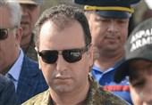 وزیر دفاع ارمنستان در راه ایران
