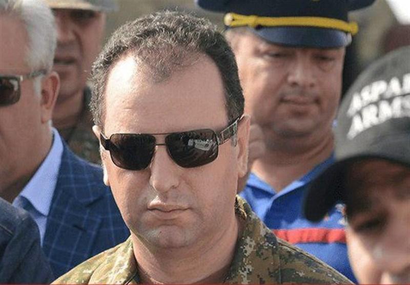 وزیر دفاع ارمنستان