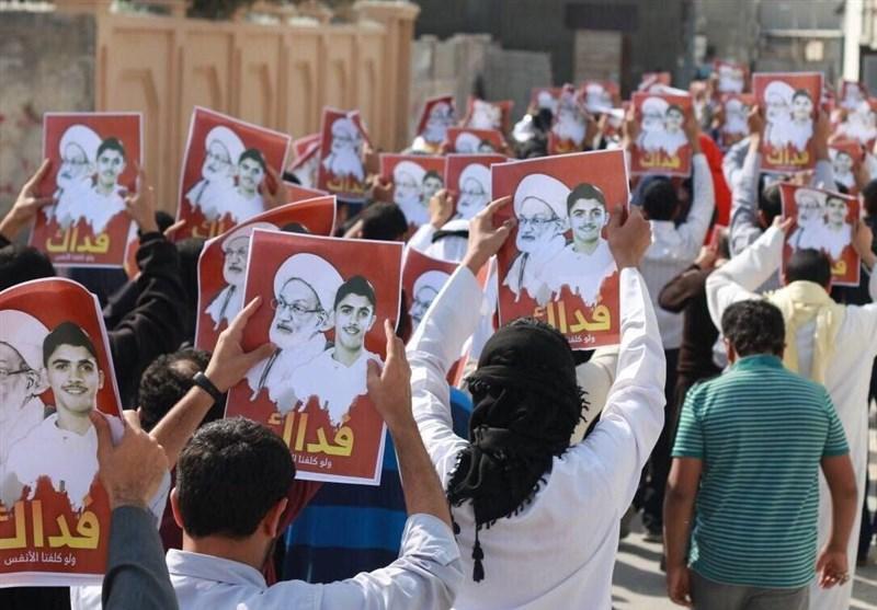 آل خلیفہ فورسز کے دھرنے کے شرکاء پر حملے کیخلاف بحرین بھر میں مظاہرے/ تصویری جھلکیاں