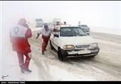 برف، کولاک و سیل در 9 استان کشور/ 239 نفر امدادرسانی شدند