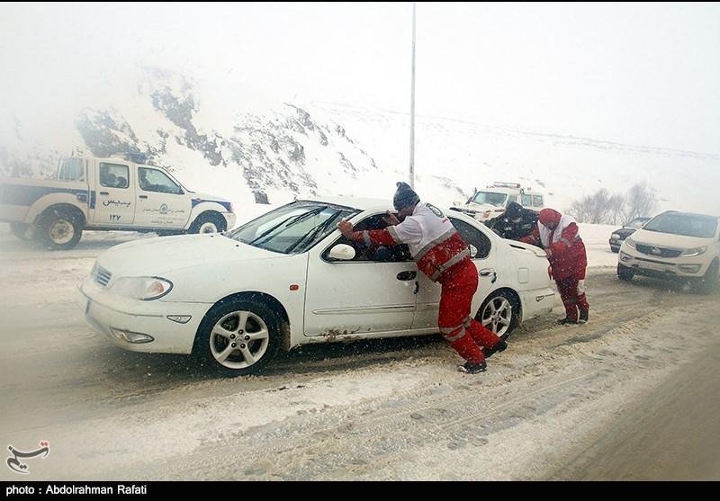 2700 در راه مانده در استان زنجان اسکان یافتند