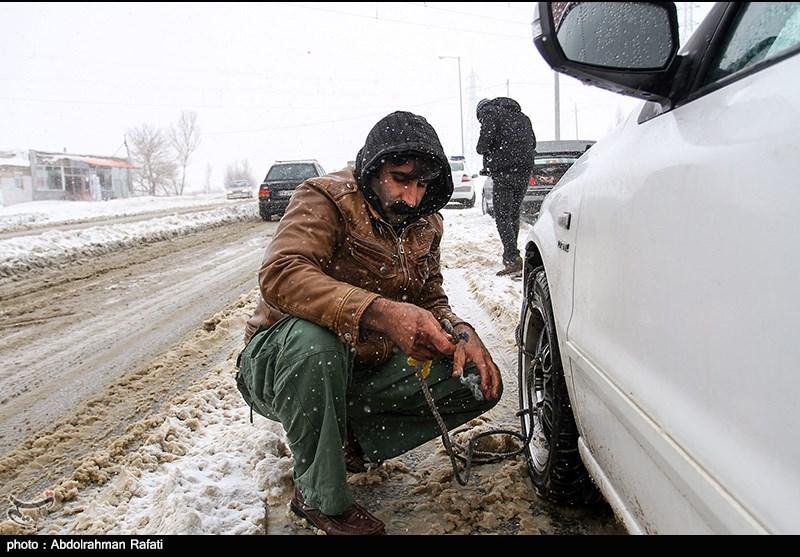 برف و کولاک در 12 استان کشور/ امدادرسانی به 3 هزار مسافر