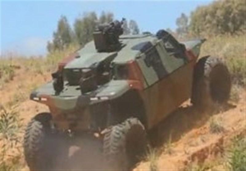 سرقة سیارة عسکریة تابعة لجیش الاحتلال