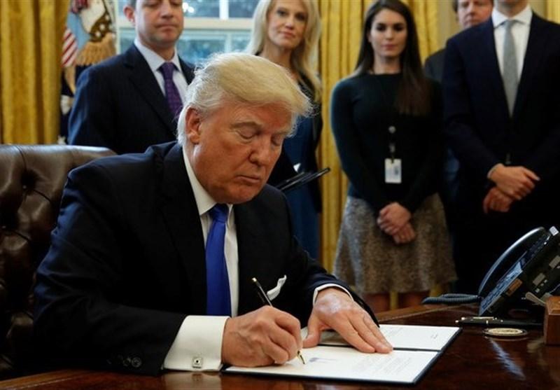 ترامب یوقع مرسوما یمنع دخول اللاجئین من دول مسلمة