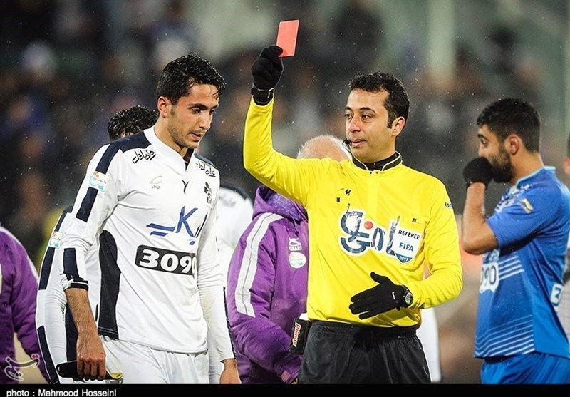 Iranian Referees to Officiate at AFC U-23 Championship Qualification