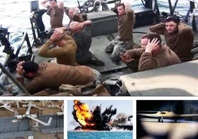 7 رویداد مهم نظامی بین ایران و آمریکا در دوران اوباما