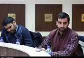 محمدحسن قائدشرف دبیر اتحادیه انجمنهای اسلامی دانشجویان دانشگاههای سراسر کشور (دفتر تحکیم وحدت)