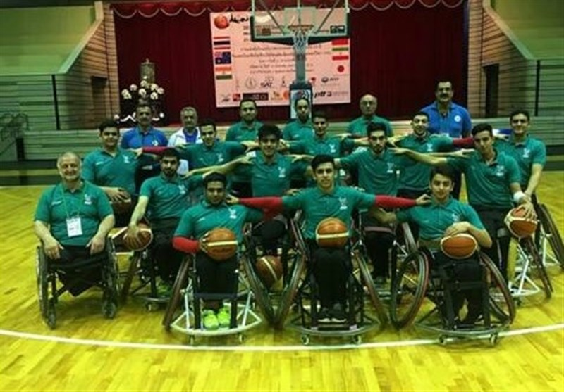 Iran to Face Australia in Men's U-23 World Wheelchair Basketball C'ship Opener