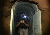 حضور اولین رسانه ایرانی در تونلهای زیرزمینی حماس/ تونلهایی از غزه تا زیرِ پایگاههای ارتش اسرائیل + فیلم و عکس