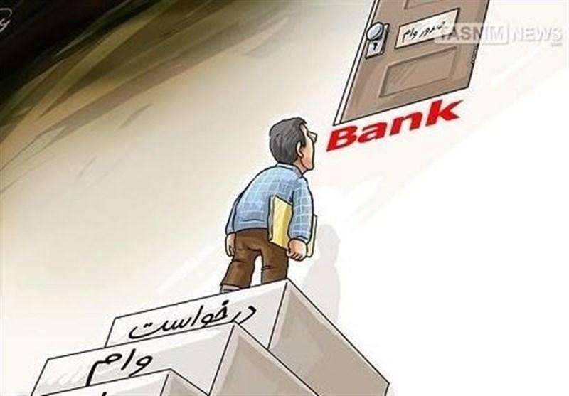 تخلف بانک بزرگ دولتی در اعطای بیحساب و کتاب تسهیلات به یک فرد