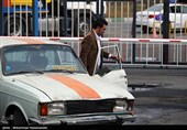 50 درصد تاکسیهای شهرستان رشت فرسوده است