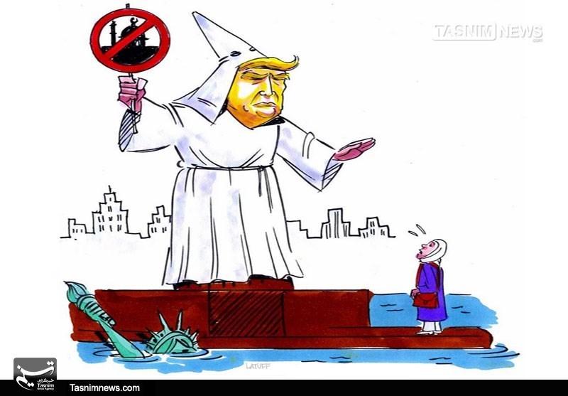 Trump's Racist Decisions