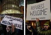 دستور قاضی آمریکایی به دولت ترامپ برای اجازه ورود مهاجران خارجی