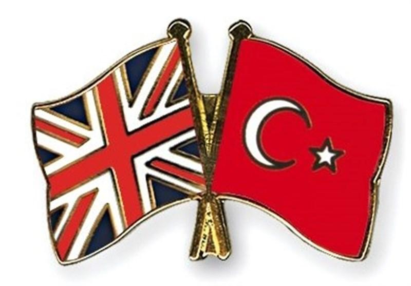 انگلیس و ترکیہ