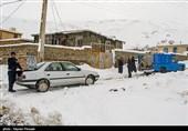 امدادرسانی به 5 هزار مسافر گرفتار در برف و کولاک