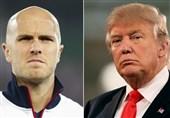کابتن المنتخب الأمریکی: أشعر بالخجل بسبب قرارات ترامب