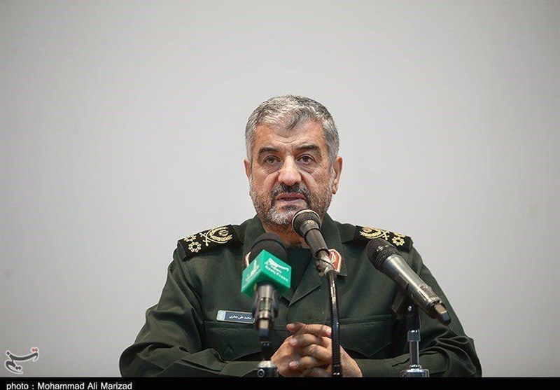 Commander Hails Popular Support for IRGC
