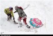 سرما و یخبندان مدارس نوبت بعد از ظهر اردبیل را تعطیل کرد