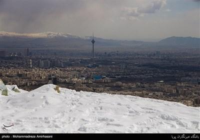 هوای تهران در وضعیت «قابل قبول»/ احتمال برقراری شرایط ناسالم تا پایان روز