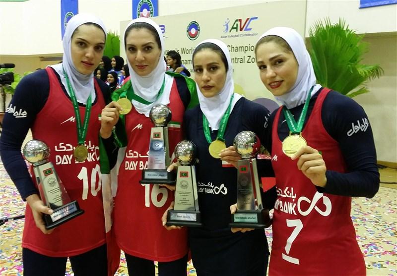 پنج بانوی ایرانی در جمع بهترینهای آسیای مرکزی