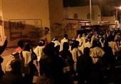 تظاهرات کفن پوشان بحرینی