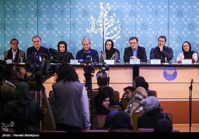 نشست خبری فیلم خانه دیگری - سیوپنجمین جشنواره فیلم فجر