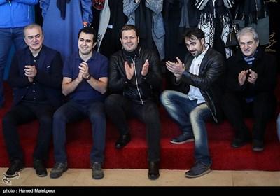 عوامل فیلم خانه دیگری در سیوپنجمین جشنواره فیلم فجر
