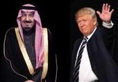 آلسعود برای بقا به ترامپ باج میدهد/ هزینه را اعراب میدهند سود را آمریکا میبرد