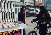 حاملان «پیام صلح مسلمانان»؛ رکابزنی زوج مالزیایی از افغانستان تا ایران + تصاویر