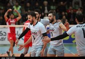 لیگ برتر والیبال| پیروزی پیکان در حضور کولاکوویچ و داوری / دورنا به اولین برد خود رسید