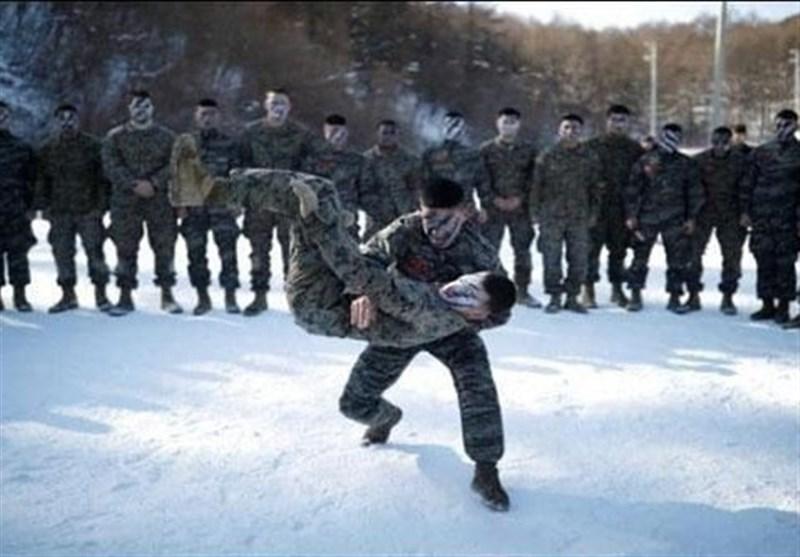 امریکہ اور جنوبی کوریا کی جنگی مشقیں جاری