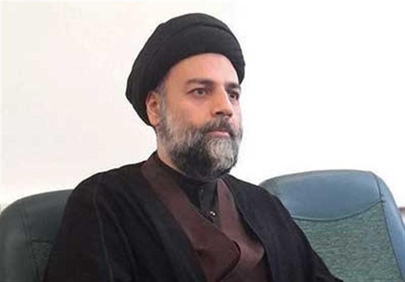 حجت الاسلام سیدمحمد جواد صداقت کشفی قائم مقام صدا و سیمای مرکز یزد