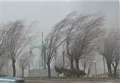 هواشناسی ایران 99/11/3| هشدار وزش بادهای خیلی شدید 110 کیلومتری در برخی استانها