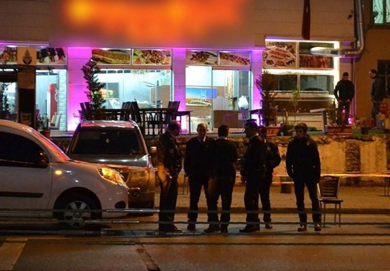 هجوم مسلح على احد المطاعم بمدینة اسطنبول