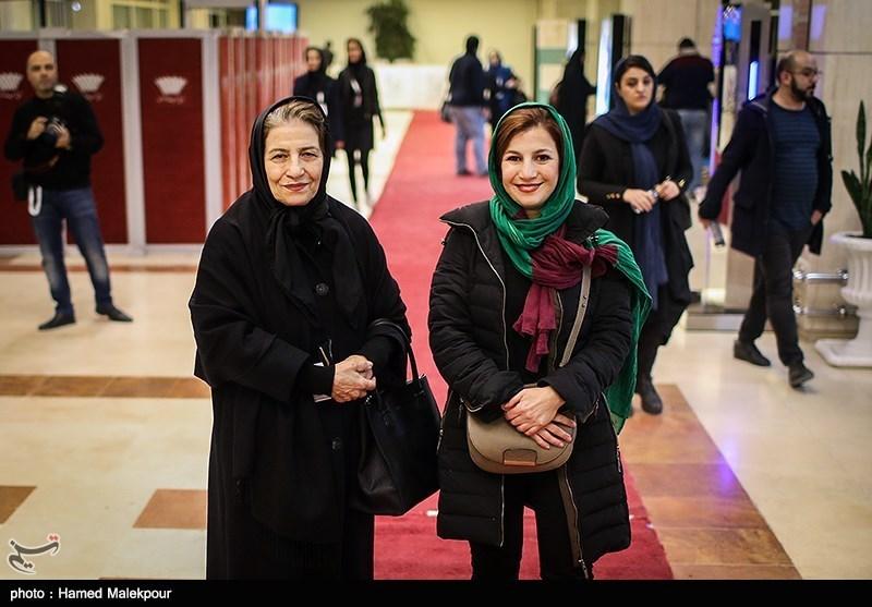 دومین روز سی و پنجمین جشنواره فیلم فجر