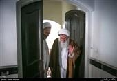 آیت الله محمدحسن قافی استاد دروس عالی حوزه