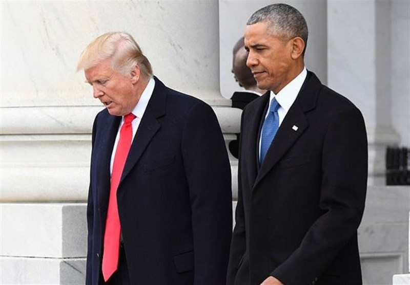 Trump Accuses Obama of 'Tapping' His Phone during Campaign