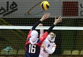 Iran's Sarmayeh Bank Defeats Taiwan Power at Asian Women's Club Volleyball