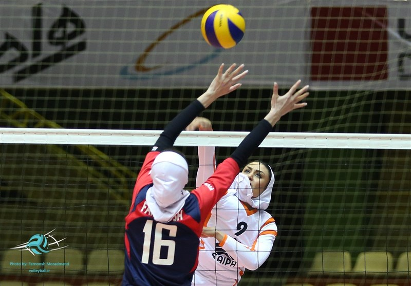 Iran to Play China in Asian Girls' U-18 Volleyball Curtain Raiser