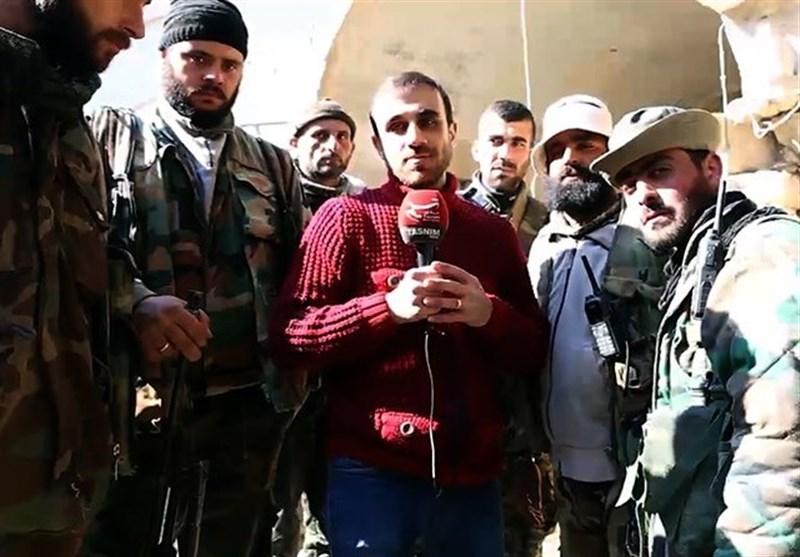 سوریه / پس گیری آب دمشق