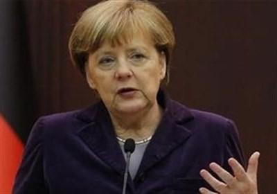مرکل: آلمان در هیچگونه اقدام نظامی علیه سوریه شرکت نخواهد کرد