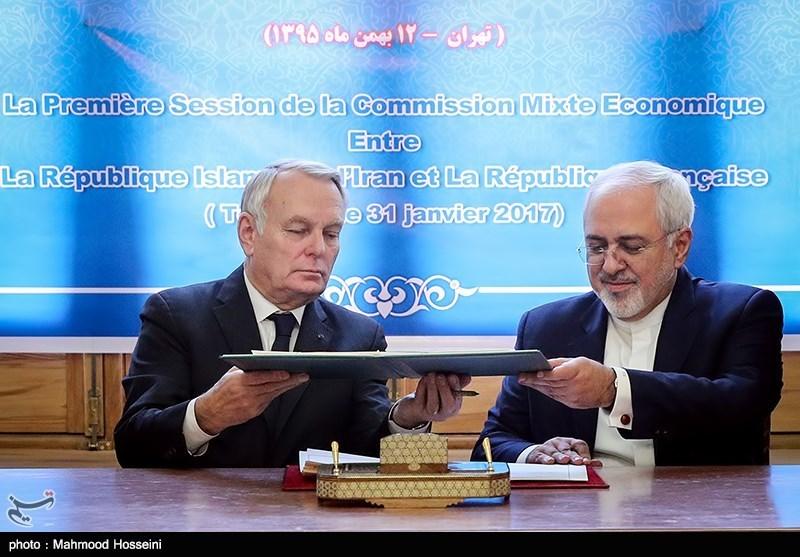 فرانسه: سرنوشت نامشخص برجام تجارت با ایران را به برزخ برده است