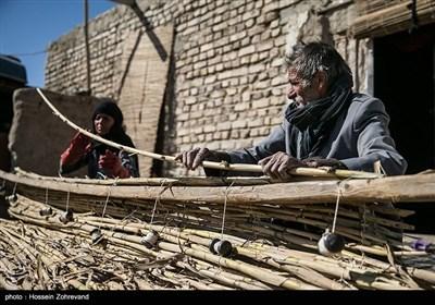 طرح اشتغال زایی برای دو نفر در یکی از روستاهای دور افتاده زابل توسط کمیته امداد امام خمینی (ره)